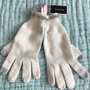 NWT Juicy couture gloves